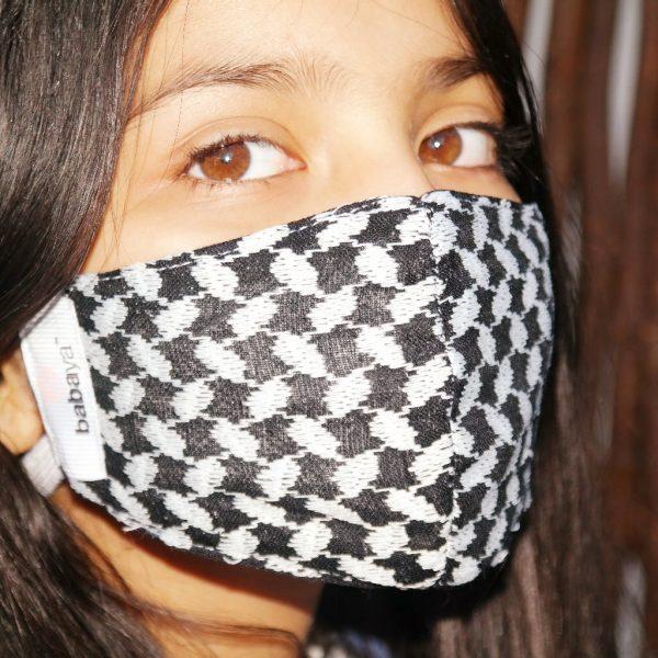 Kiddies Keffiyah Mask