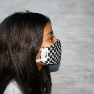 Kiddies Keffiyah Mask