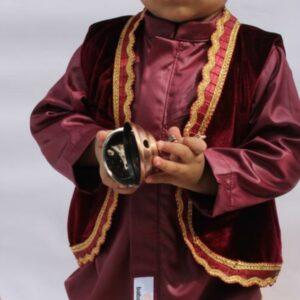 Baby Aladdin Waistcoat